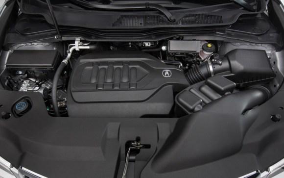 Acura MDX 2014 engine