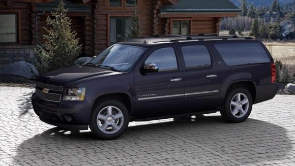 Chevrolet Suburban 2014 3