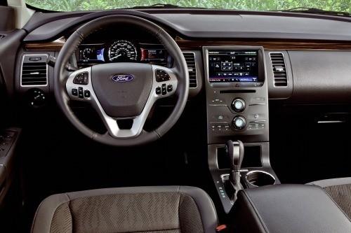 Ford Flex SEL 2014 3