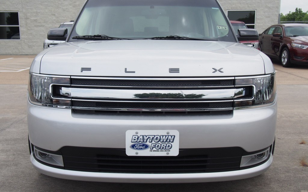 Ford Flex SEL 2014 Review