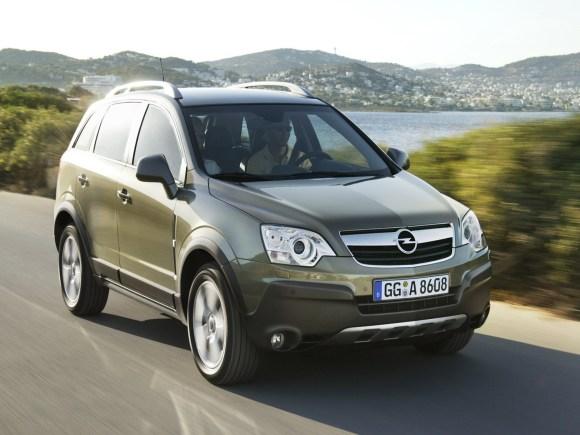 Opel Antara 2014 4