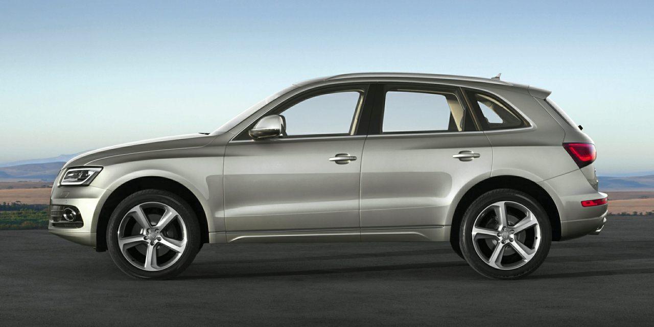 2014 Audi Q5 2.0T Premium Vs 2014 Acura RDX Base