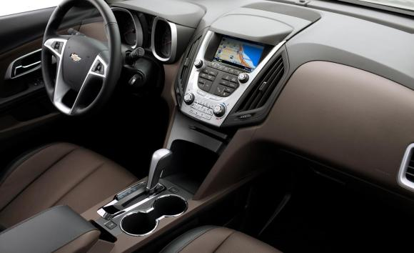 2014 Chevrolet Equinox 2014 interior