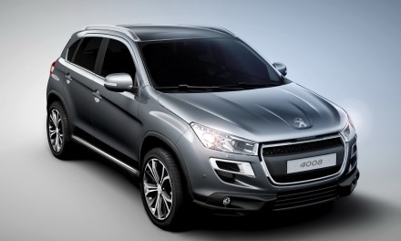 Peugeot 4008 2014 SUV Review