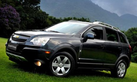 2014 Chevrolet Captiva Sport Review