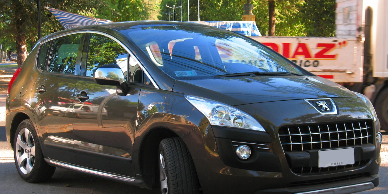2014 Peugeot 3008 THP 165 Review