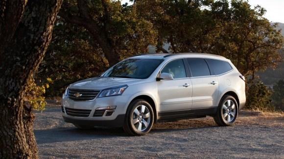 Chevrolet Traverse 2015 2