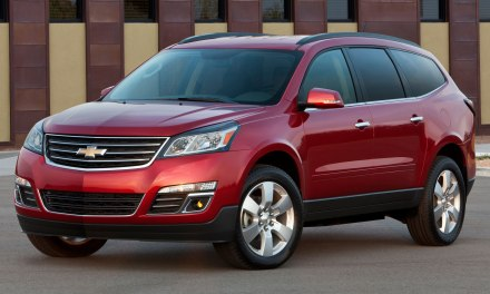 Chevrolet Traverse 2015 Review