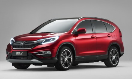 2015 Honda CR-V Review