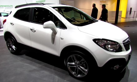 Opel Mokka 2014 SE 1.7 CDTi Review