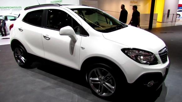 Vauxhall Mokka 2014 SE