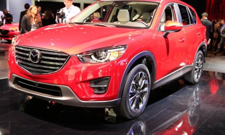 Taking A Closer Look At The 2016 Mazda CX-5