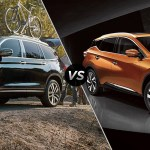Nissan Murano vs Honda Pilot