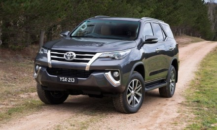 2017 Toyota Fortuner Review