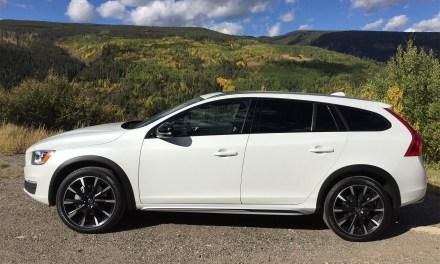 2017 Volvo V60 Cross Country Review