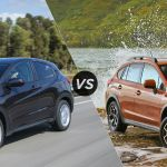 Honda HR-V vs Subaru SV Crosstrek