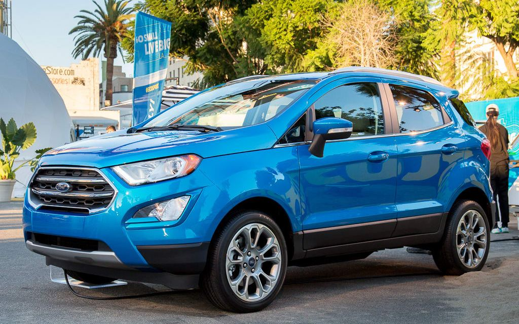 2018 Ford EcoSport Quick Review – The SUV You Want To Know More About