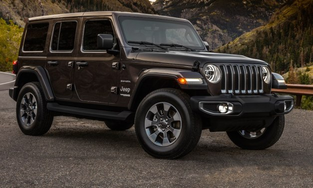 The 2018 Jeep Wrangler Gets A ONE Star Crash Test Rating