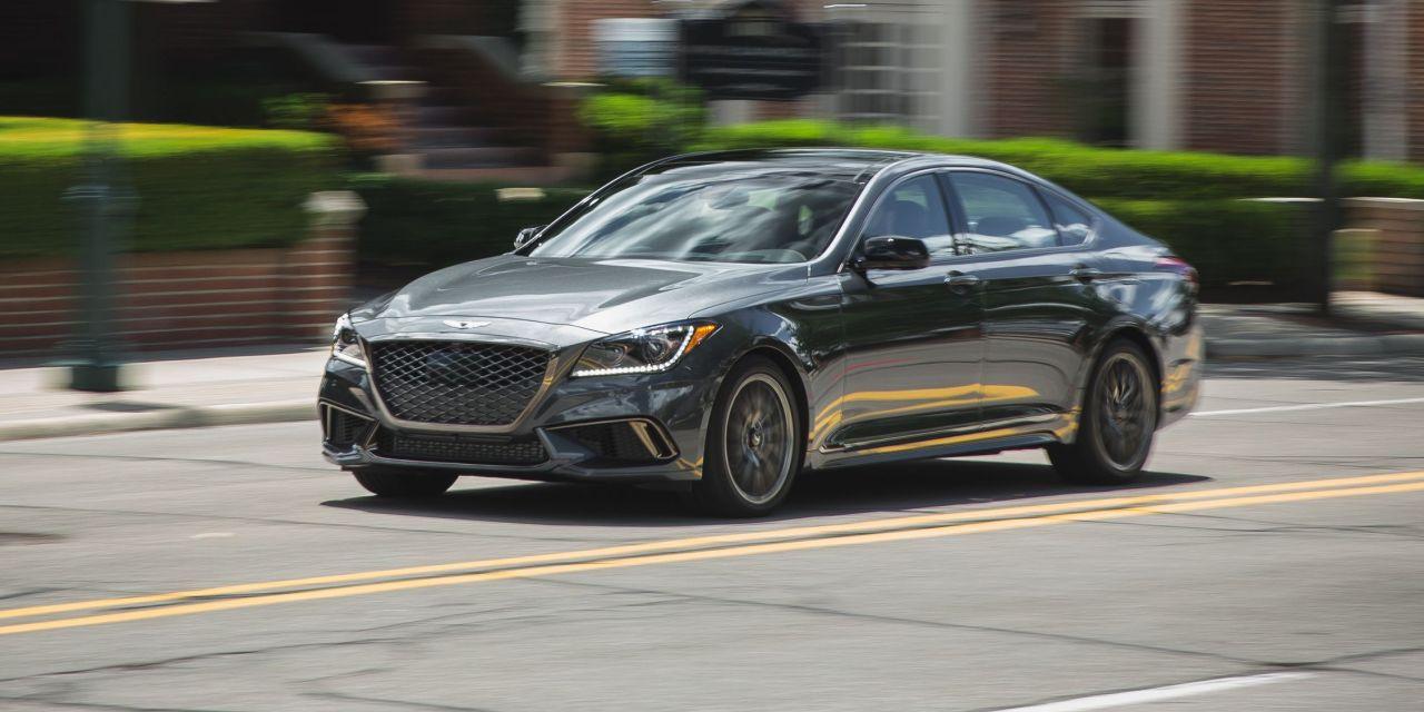 Hyundai To Launch Sonata And Genesis 2020 This Year