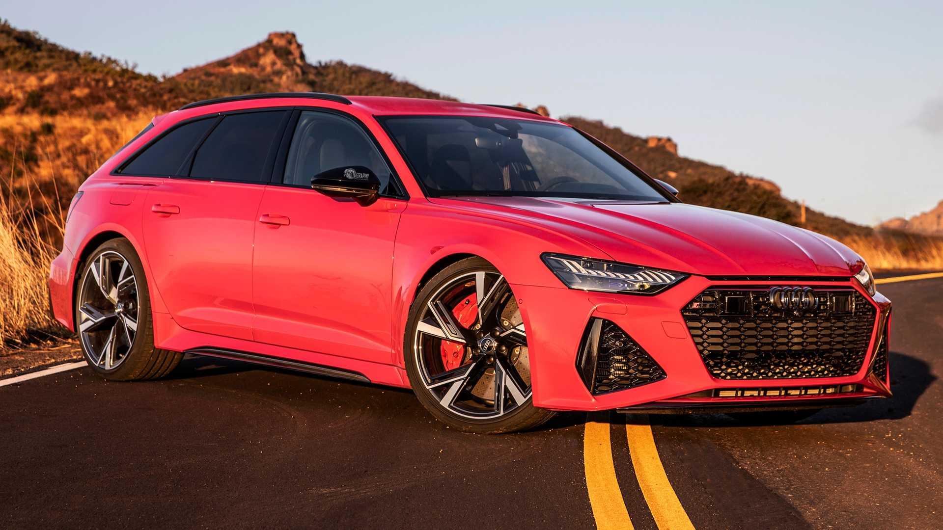 Kelebihan Audi Rs7 Avant Review