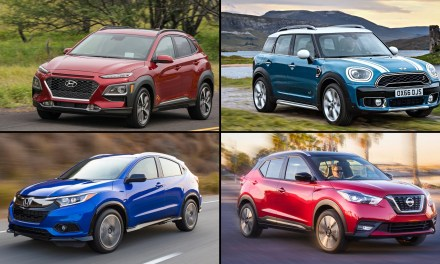 Advantages Of Buying A Compact SUV
