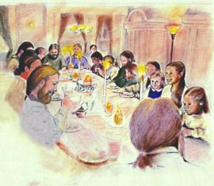 Community-Mealtime-sketch