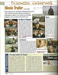 Immagine CIAK N° 3 2003