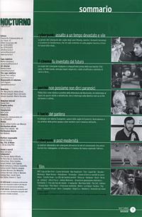 Immagine NOCTURNO N° 22 Maggio 2004