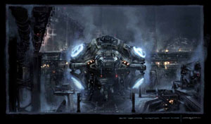 Immagine George Hull Concept Arts
