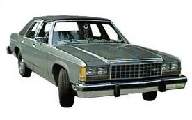 Immagine Enc FORD LTD CROWN VICTORIA 1986