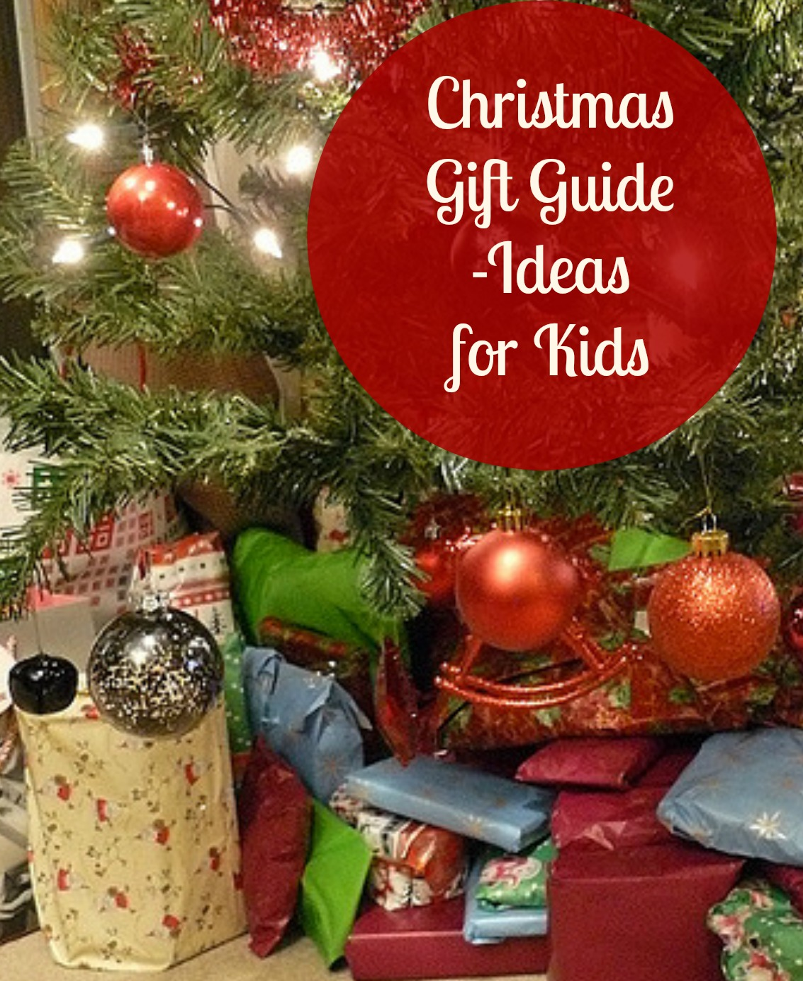 christmas gift guide ideas for the kids