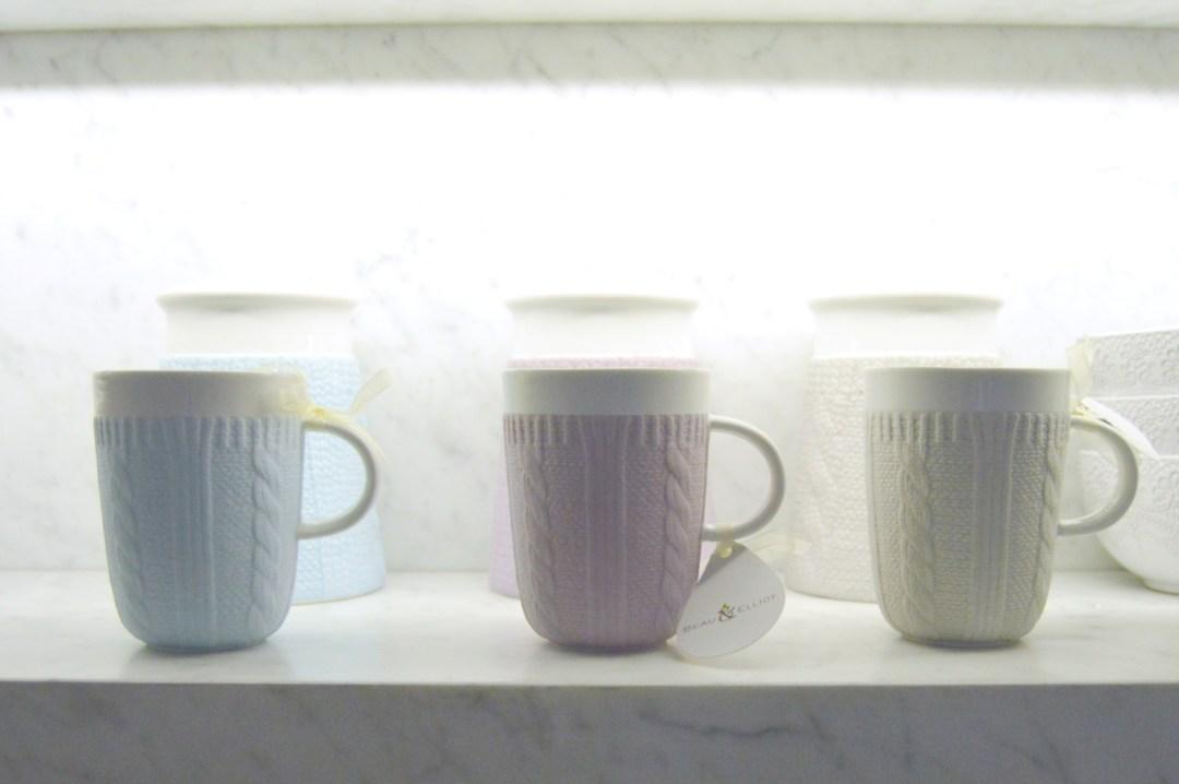 Kaleidoscope mugs