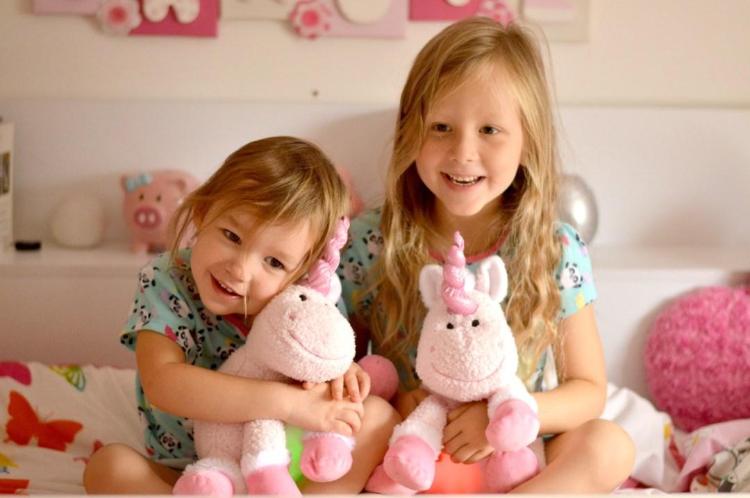 loving their unicorns