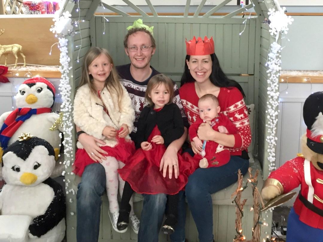 Santa at Wyvale