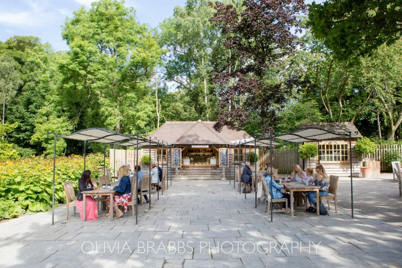 what lizzy loves bettys tearoom photoshoot Harlow Carr