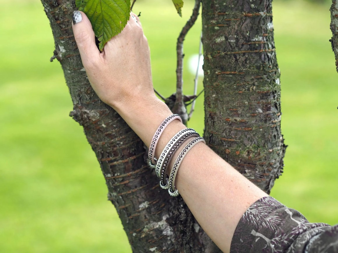 what lizzy loves magnetic wrap bracelets
