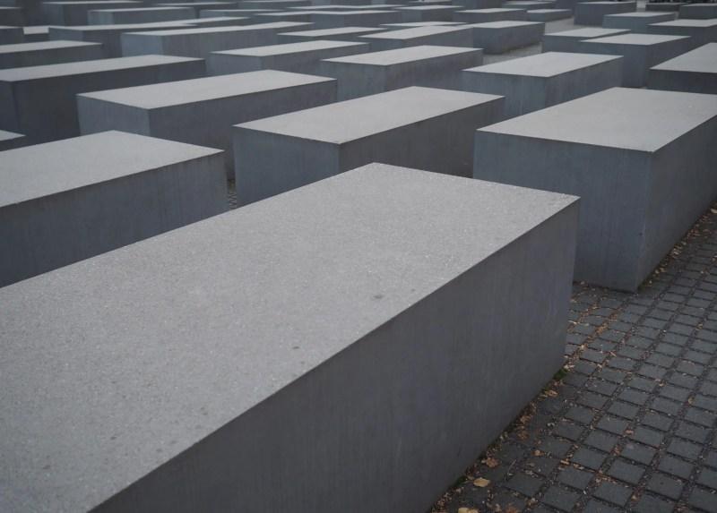 Berlin Holocaust Memorial Jews