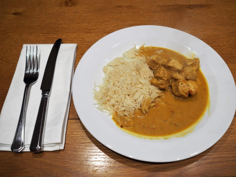 Simply Cook recipe box Goan curry