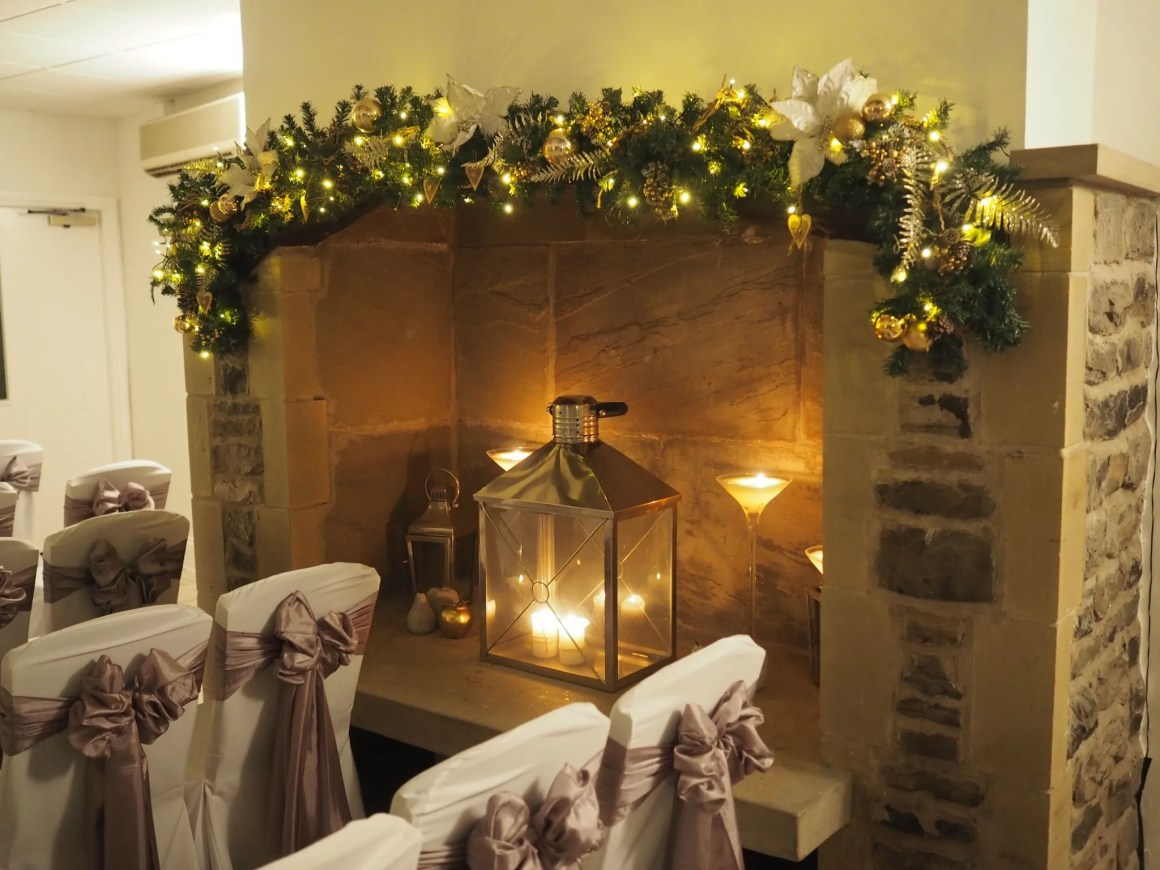 what Lizzy Loves stirk house wedding gallery fireplace