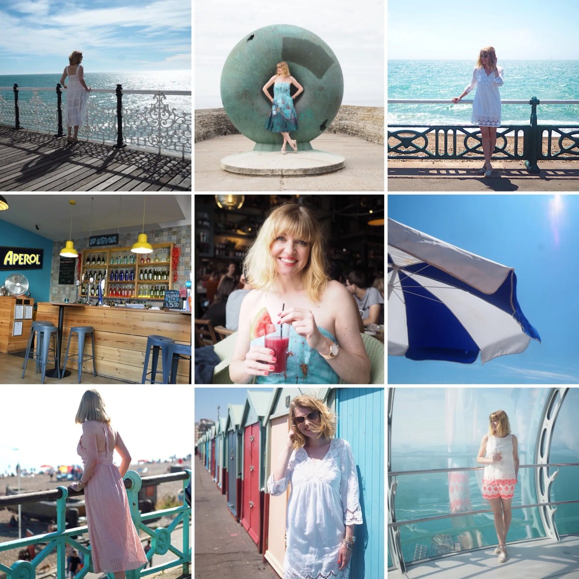what lizzy loves the year 2017 Brighton