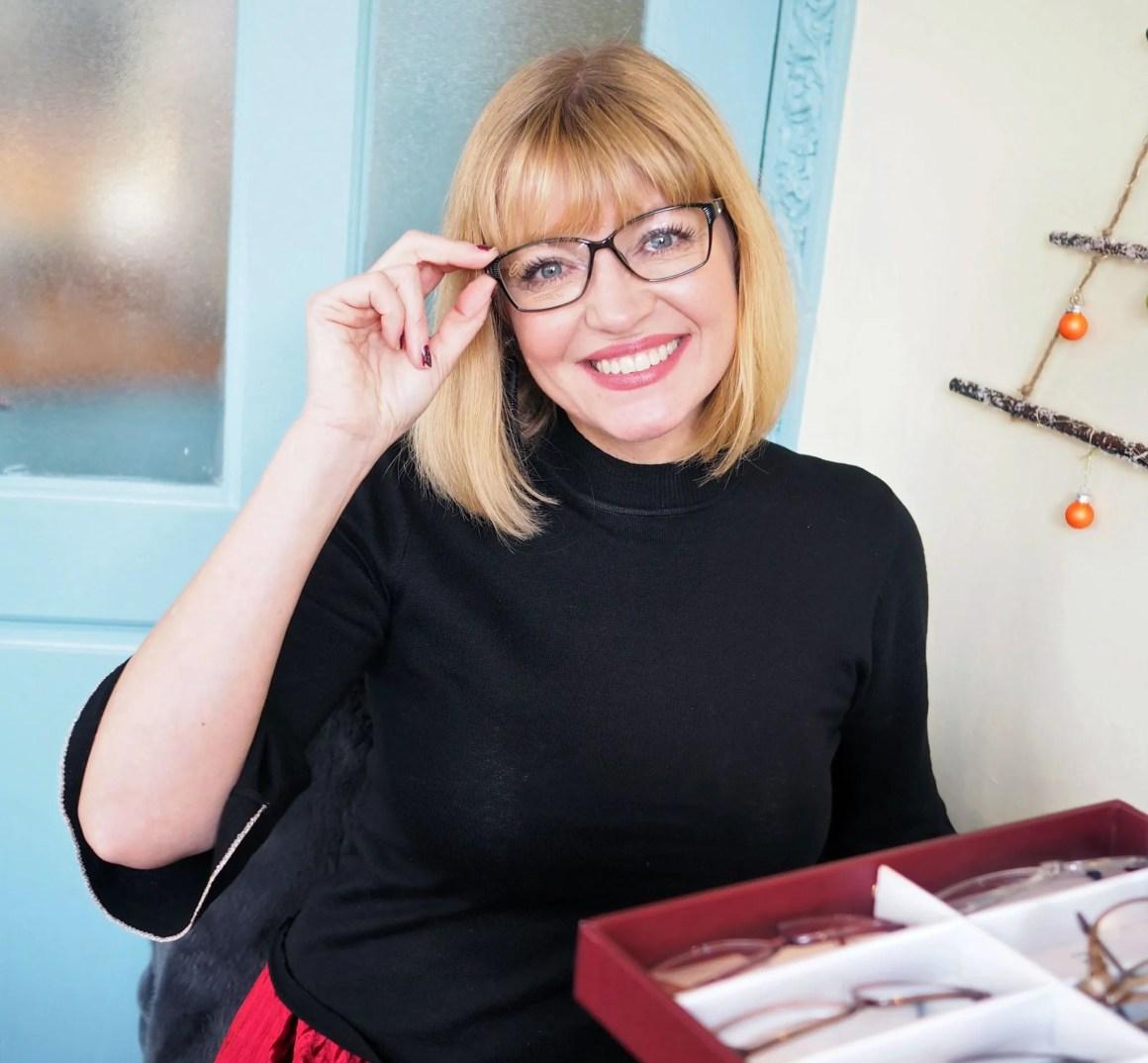 What Lizzy Loves reading glasses Stepper frames