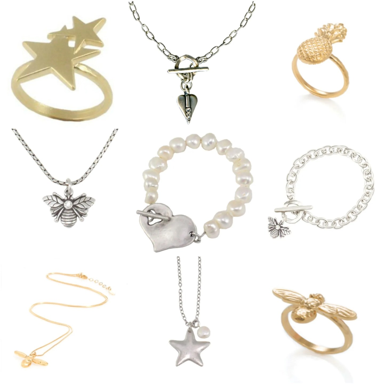 What Lizzy LOves shop Danon jewellery