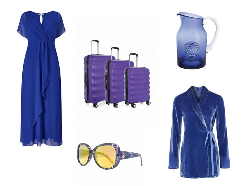 what lizzy loves pantone ultra violet