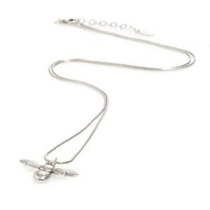 what-lizzy-loves-Danon-silver-honey-bee-necklace