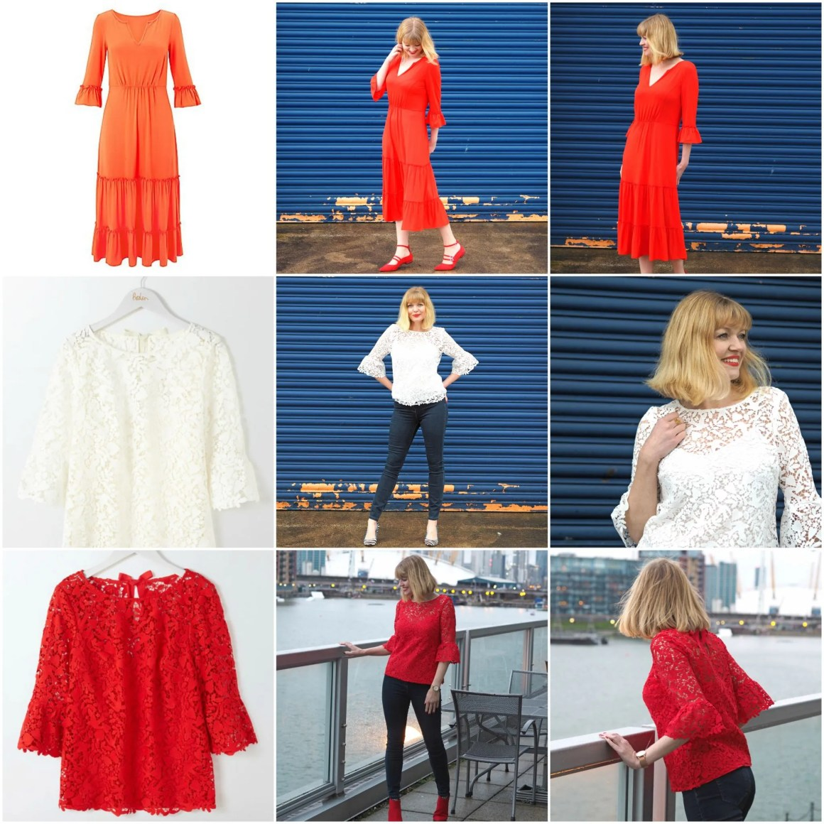 Boden sale dresses and tops What Lizzy Loves