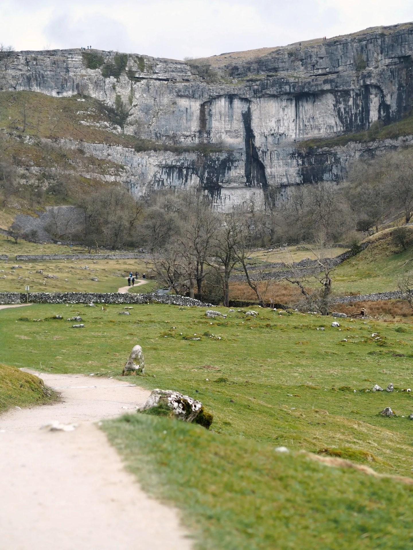 what lizzy loves good friday Malham Cove