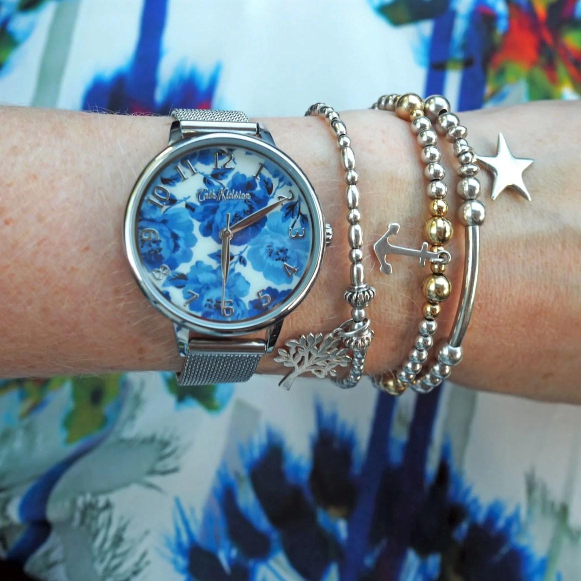 Cath Kidston floral watch bella Jane bracelets
