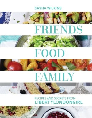 friends food family, sasha wilkins book review