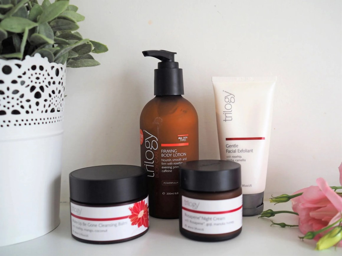 Trilogy rosehip beauty blog review