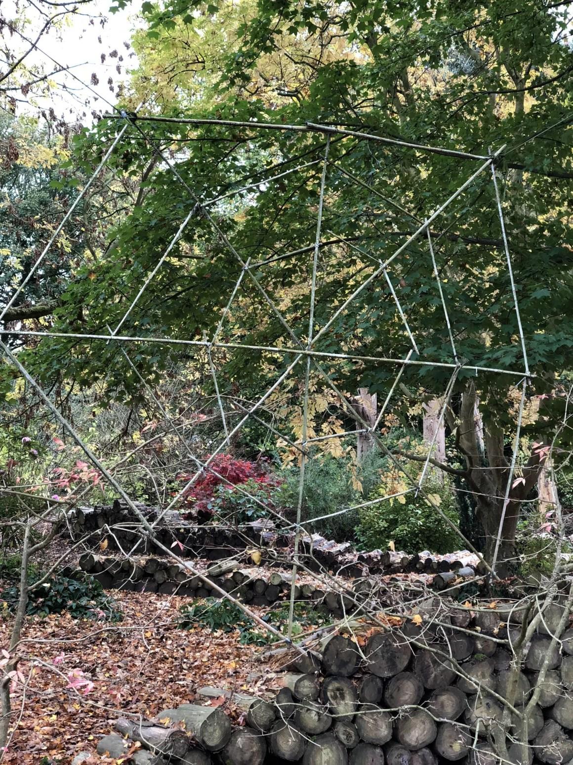 Ness gardens in autumn